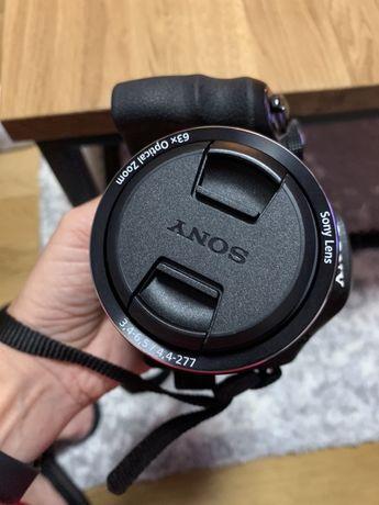 Aparat fotograficzny Sony DSC -H 400 63 x optical zoom