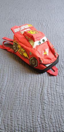 Plecak Zyg Zak McQueen z bajki Cars, Auta