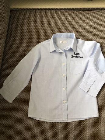 Koszula chłopiec 80