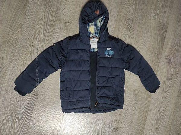 Sale. Куртка евро зима на 5-7лет Reserved