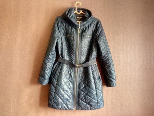 Пальто стеганное демисезонное, куртка весенняя