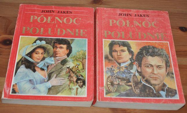 Północ i południe- John Jakes (1991) - Tom I i Tom II- DB= KRAKÓW