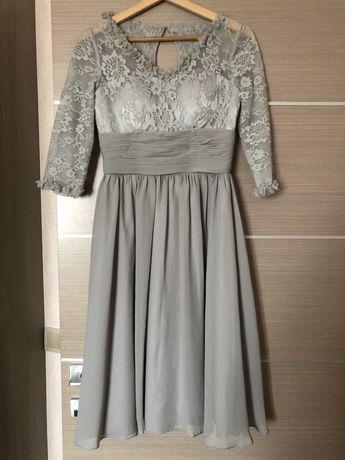 Нарядное вечернее платье на торжество S, 42-44