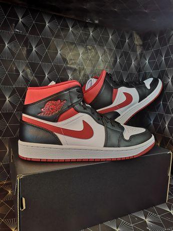 Nike jordan mid gym red (Novo) (42.5)