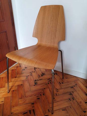 4 cadeiras Vilmar Ikea