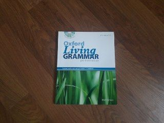 Нова Oxford living grammar + 3 ПОДАРУНКИ / Граматика у практиці