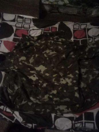 Камуфляжный пиджак