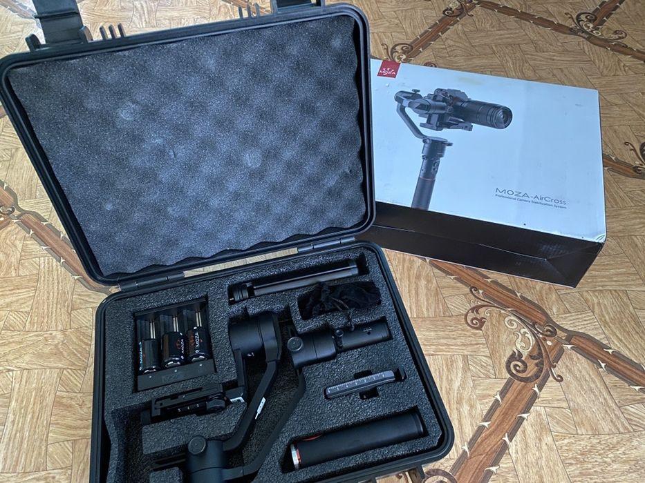 Стабилизатор для камеры, стедикам Moza Aircross Кропивницкий - изображение 1
