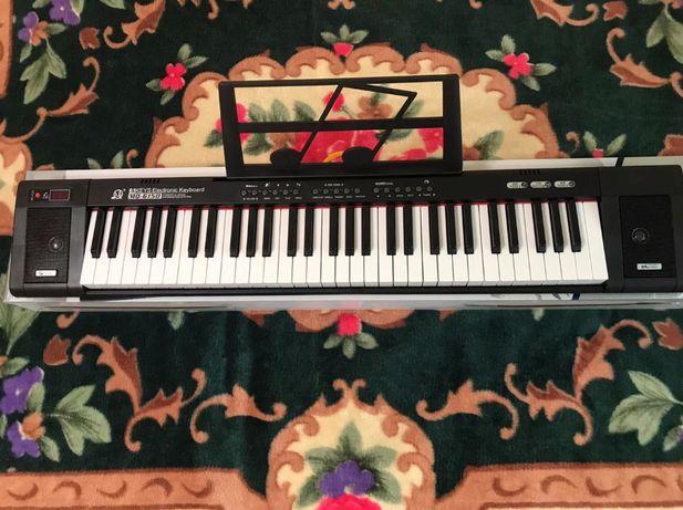 Дитячий музичний синтезатор Електронне піаніно