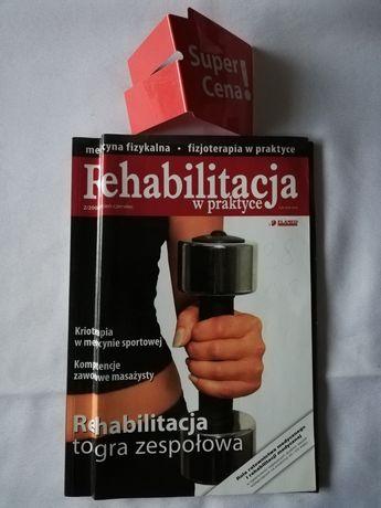 """kwartalnik """"Rehabilitacja w praktyce"""" kwiecień - czerwiec 2008"""
