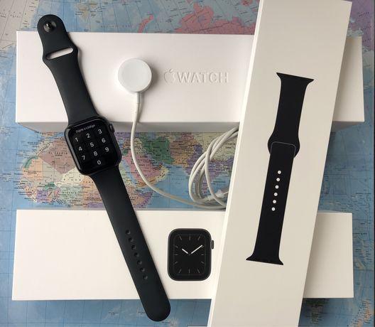 Apple Watch Series 5 GPS 44 MM (DENTRO DA GARANTIA)