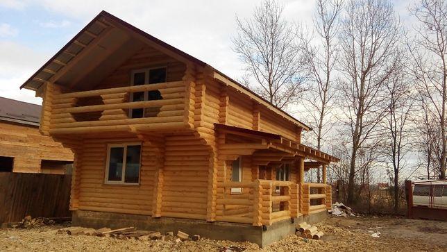 Деревянные дома гостевые дома бани беседки