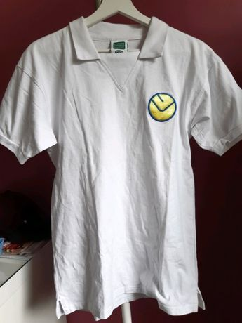 Koszulka retro Leeds United Score Draw rozm. M