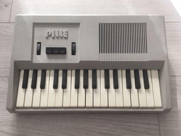 Organki Pille, produkcja USSR, zabawka z PRL