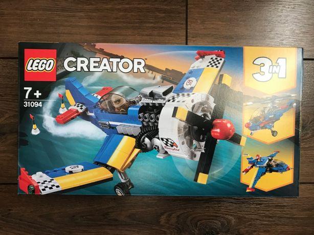 LEGO Creator 31094 Samolot wyścigowy - NOWE