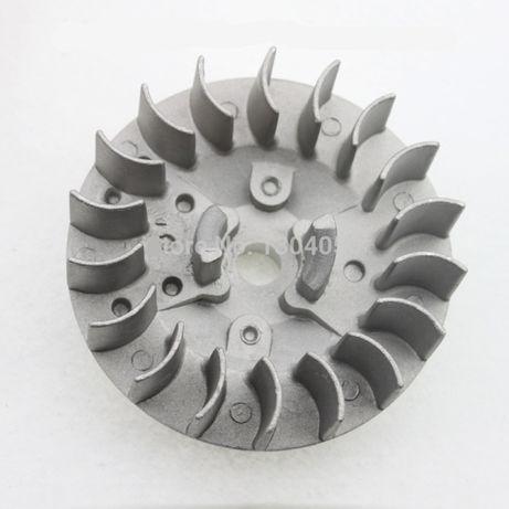 Мгнето крыльчатка на мини мото покет байк пит байк mini moto pit bike