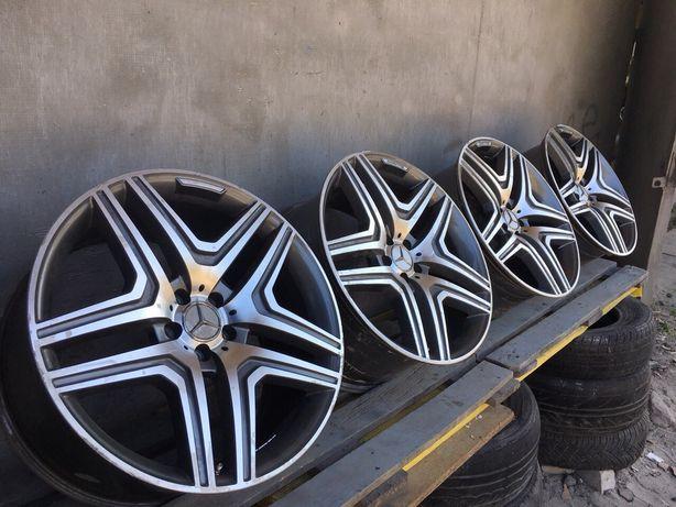 777 Литые диски R21 5/112 Mercedes GL ML 221