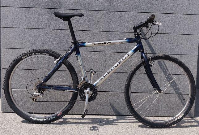 "Rower MTB Peugeot Shimano STX , Koła 26"""
