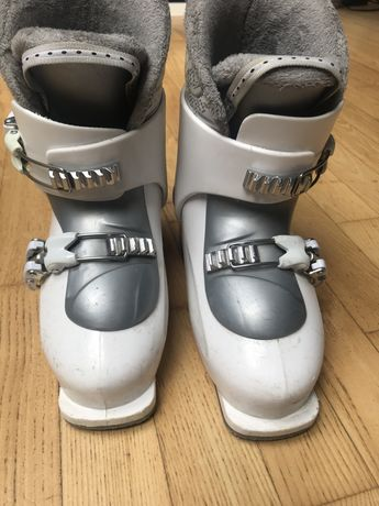 Buty narciarskie dla dziecka