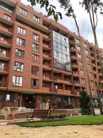 3-я квартира в ЖК Женевьева-2. Центральный парк