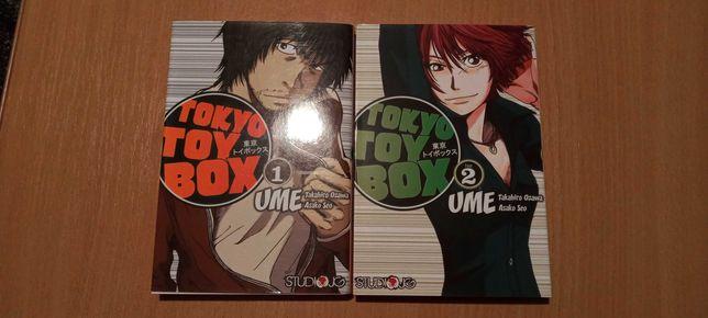manga tokyo toy box