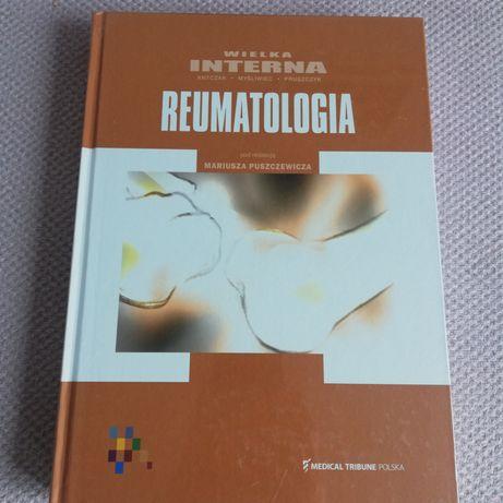 Książka Reumatologia
