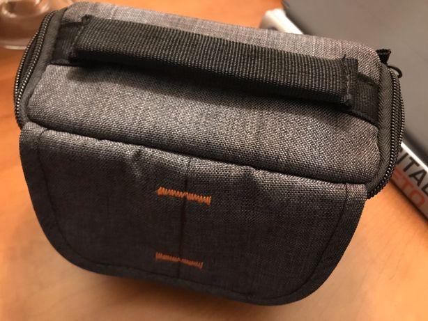 Bolsa para máquinas fotográficas compactas