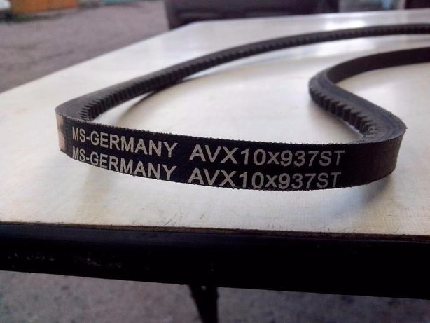 Ремень клиновидный ms germany avx 10-937 st
