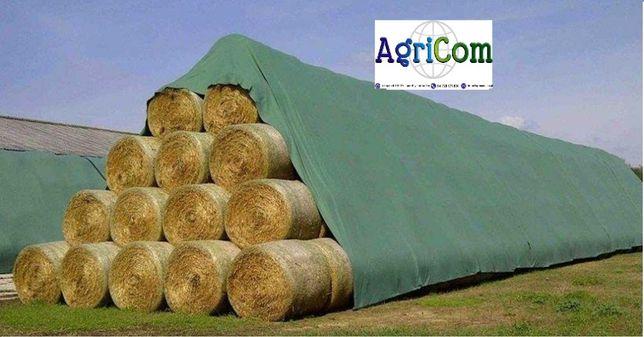 Fliz na słomę, siano, buraki, agrowłóknina Plandeka NIEMIECKA 140g/m²