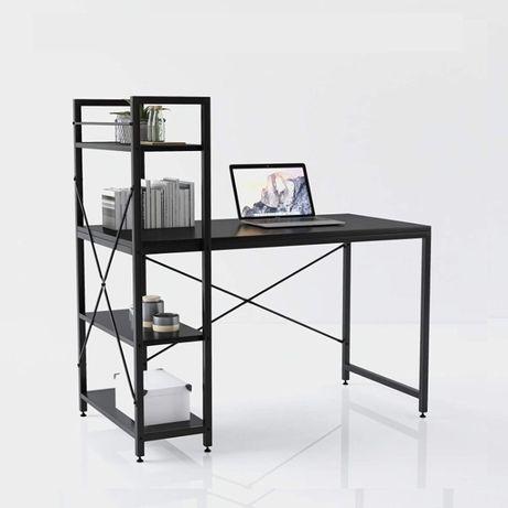 Практичный компьютерный стол Loran в стиле Лофт 3 цвета