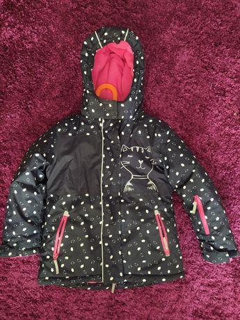 Курточка девочке topolino