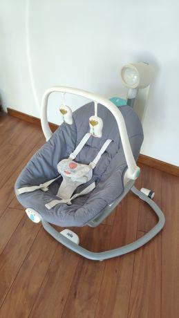 Cadeira baloiço bebê