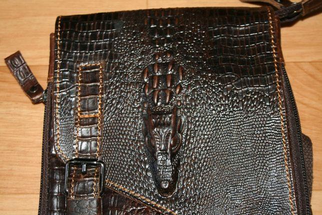 Продам сумку мужскую 18смт х 23смт Новая оригинальная