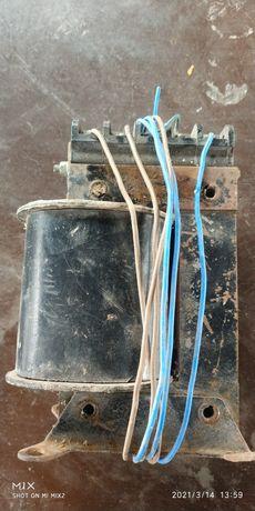 Трансформатор советский для погреба, для автоямы 13 вольт 250 ватт