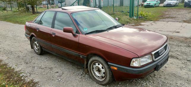 Audi 80 Rok prod. 1991 Benzyna 1.8 Niemcy