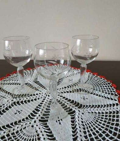 Kieliszki do białego wina (5 sztuk)