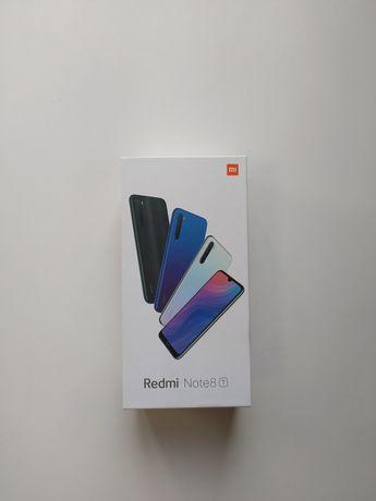 Telefon Redmi Note 8T nowy nieużywany