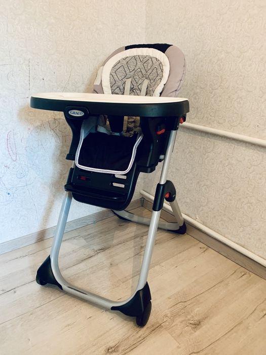 Продам стульчик для кормления Graco Запорожье - изображение 1