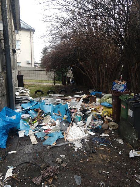Opróżnianie piwnic, wywóz gabarytów, sprzątanie mieszkań