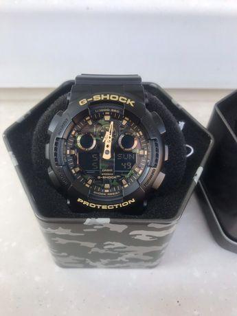 Часы Casio G-Shock GA100CF-1A9