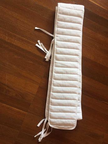 Protetor cama de grades / berço
