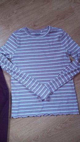 Reserved bluzka w paski idealny stan 164