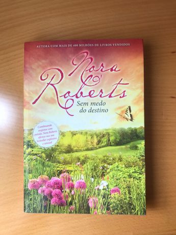 Livros em ótimo estado - Nora Roberts