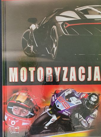 Motoryzacja książka. Opis marek samochodów