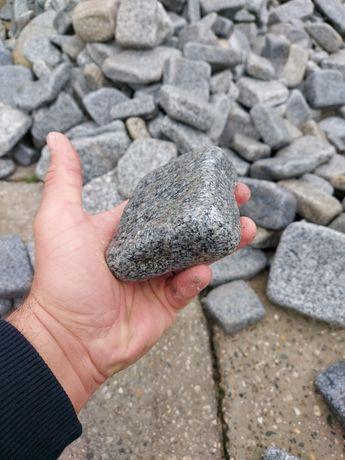 Łupek Granitowy Antik selekcjonowany, kamień do Gabionu
