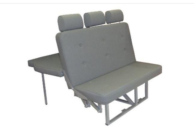 Łóżko kanapa fotel kamper vw T5 T4 California Westfalia bus camper