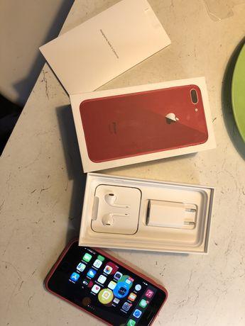 Iphone 8 plus 256 RED