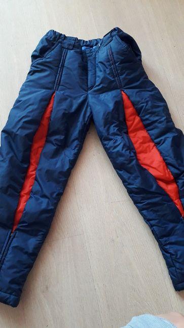 Spodnie zimowe narciarskie