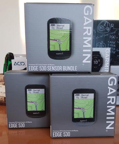 Garmin Edge 530 e 530 Bundle