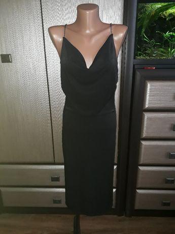 Вечернее/выпускное платье с открытой спиной